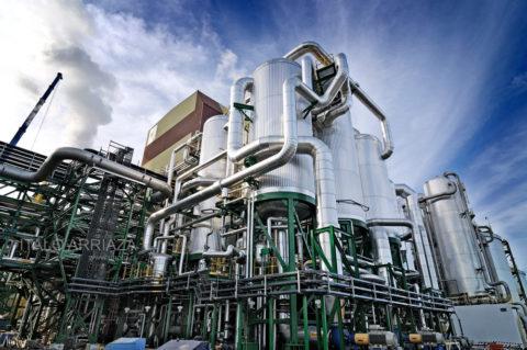 Fotografia Industrial para empresas Chile