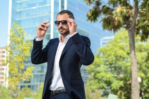 foto corporativa cv hombre santiago