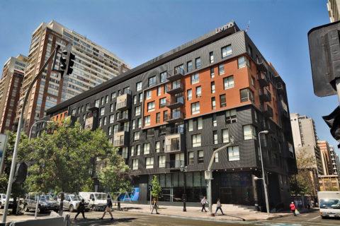 fotografia de hoteles en santiago