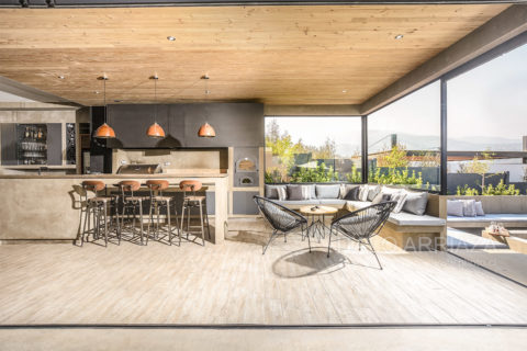 Fotografia de Arquitectura e interiorismo Santiago