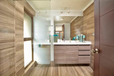 fotografos inmobiliarios casa baño san bernardo santiago